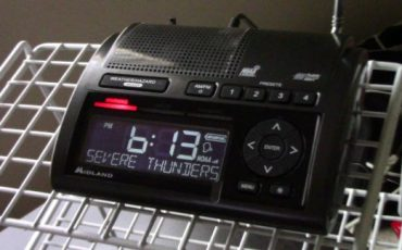 How to program a Midland WR400 NOAA weather radio