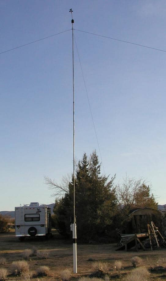 Ideal weather station installation
