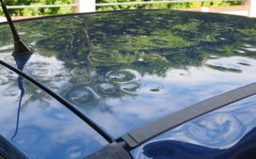 Protect your car from hail damage