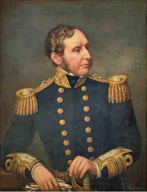 Admiral Robert Fitzroy