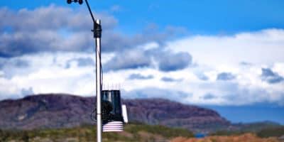 Davis Instruments Vantage Pro2 personal weather station